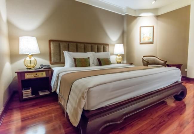 Krungsri River Hotel : Executive Suite