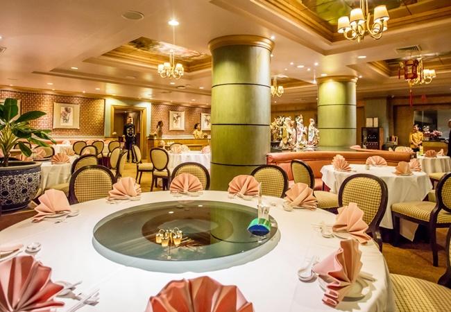 Krungsri River Hotel : At Gu Cheung Restaurant