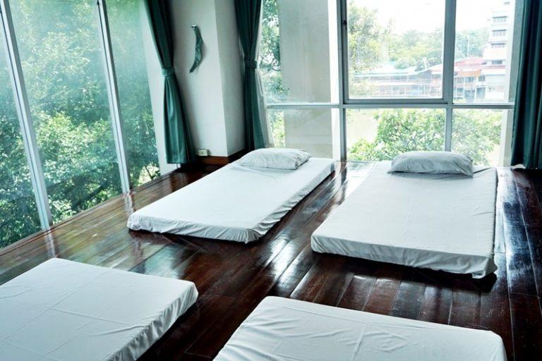 Krungsri River Hotel : Thai traditional massage