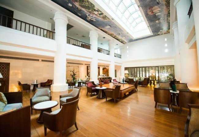 Krungsri River Hotel : Lobby