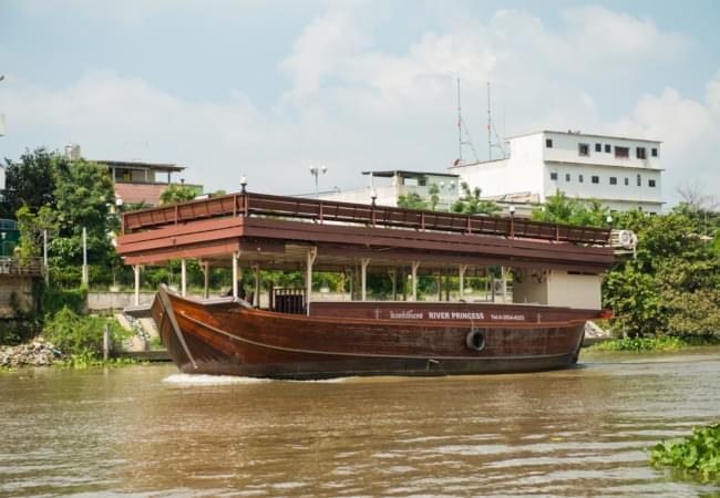 Krungsri River Hotel : River Cruiser