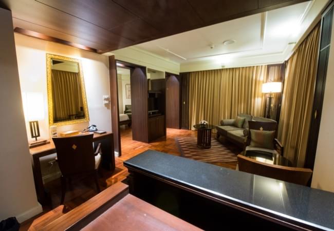 Krungsri River Hotel : Siam Classic Suite