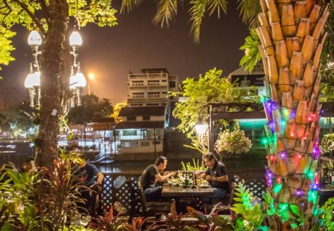 Suan Rim Num Restaurant